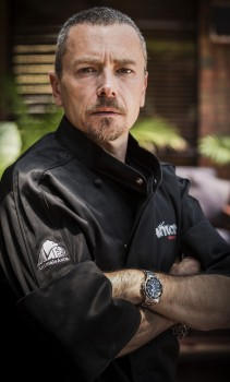 Celebrity chef Simon Bryant is speaking at Feast Blue Mountains.